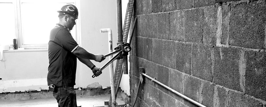 Commercial Plumbing Remodel Iowa