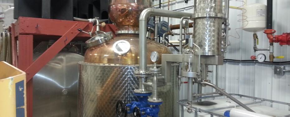 distillery plumbing iowa